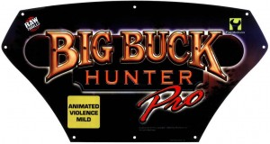 Big Buck Marquee