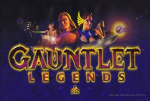 Gauntlet Legends Marquee