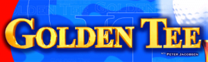 Golden Tee Marquee