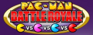 Pac Man Battle Royale