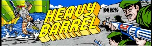 heavy-barrel marquee