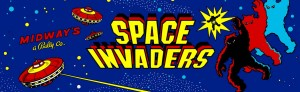 space-invaders marquee
